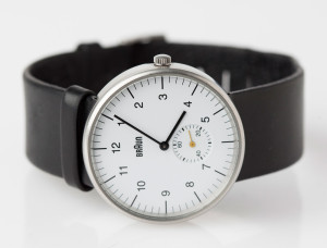 Metro_Braun watch