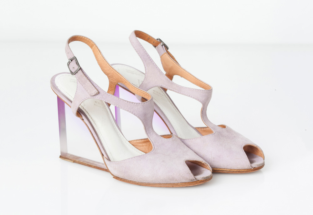 Metro Jaquie Brown Margiela shoes