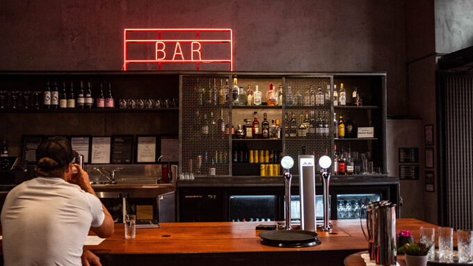 Updated cafe-bar Imperial Lane is a refreshing new hangout spot in the CBD