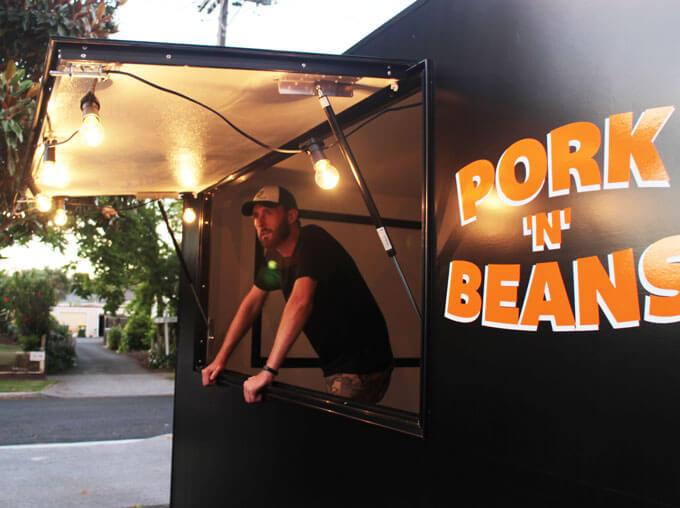 First look: Pork 'N' Beans