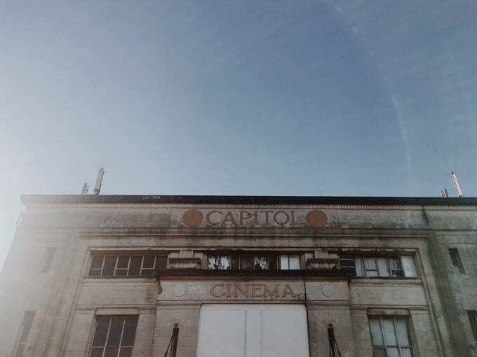 Capitol Cinema to re-open! New owners step in to save beloved movie theatre