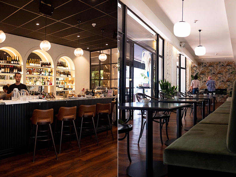 Escape the hustle and bustle of Queen St at new Auckland central eatery NEO