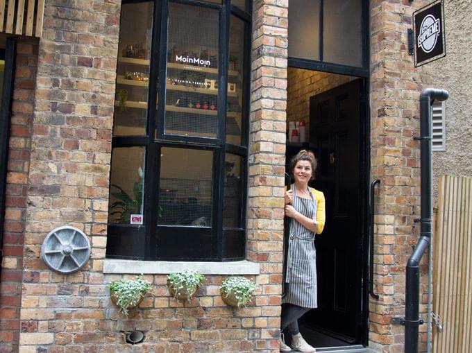 First Look: MoinMoin a new kaffehaus on Durham lane