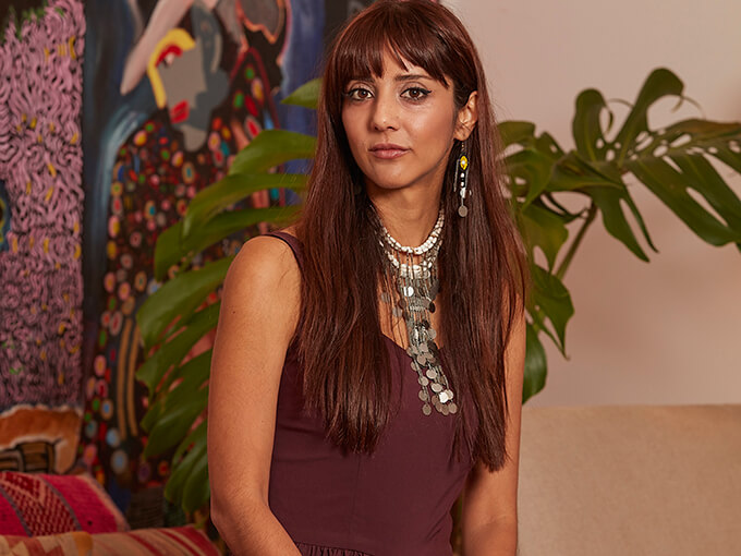 My life in clothes: Green Party candidate Golriz Ghahraman