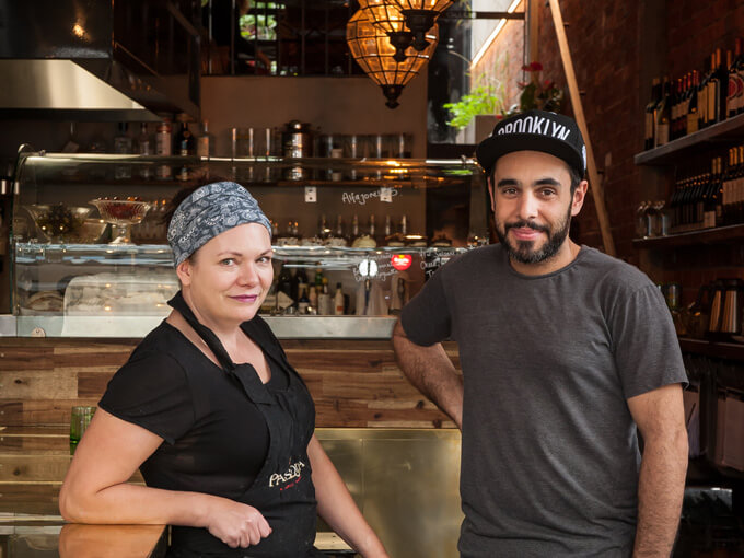 Barulho in Parnell offers excellent food but slow service