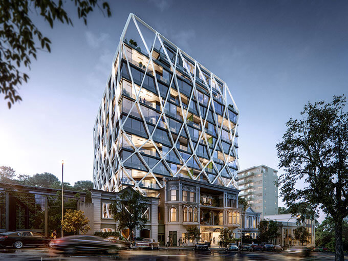 A whole new level: introducing Auckland's intriguing new apartment building