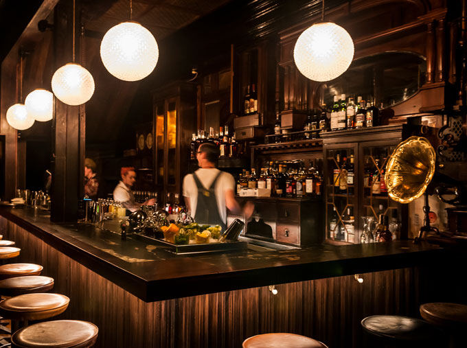 New Ponsonby bar Deadshot on target to be an authentic speakeasy
