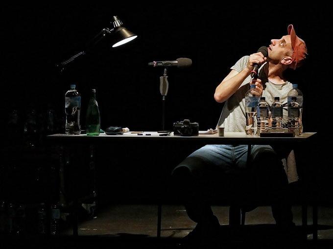 Auckland Arts Festival: The Encounter – review