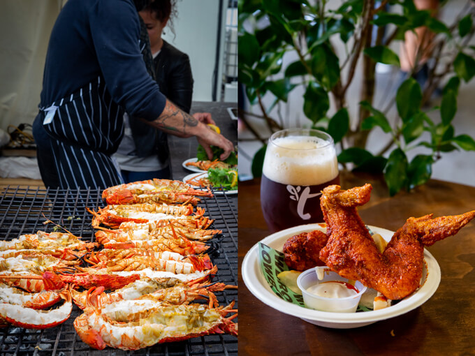 Your week in food: A new wine bar preview, Maori and Pasifika food trucks, and what we ate this week