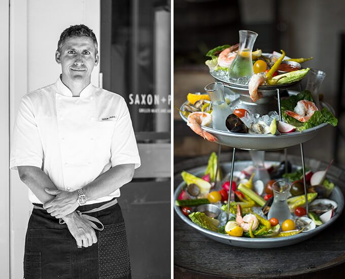 New restaurant Saxon and Parole brings a little New York City to Auckland