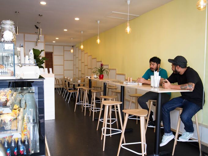 New espresso bar The Hideout is a refined addition to Eden Terrace