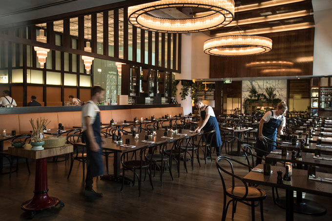 Gusto at the Grand restaurant review: Metro Top 50 2018