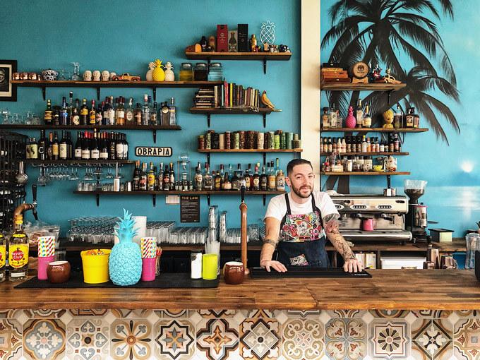 Cuba Libre is a new Caribbean-influenced restaurant-bar in Ponsonby