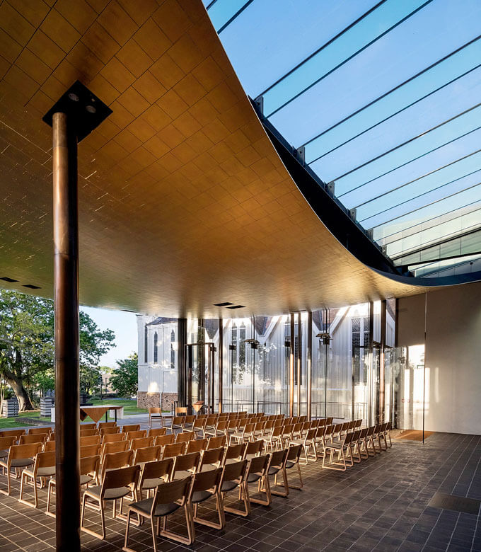 Show room: Parnell's Holy Trinity Cathedral's glowing makeover