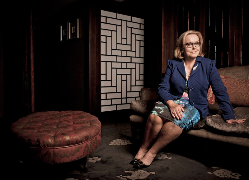 Her Majesty, Judith Collins