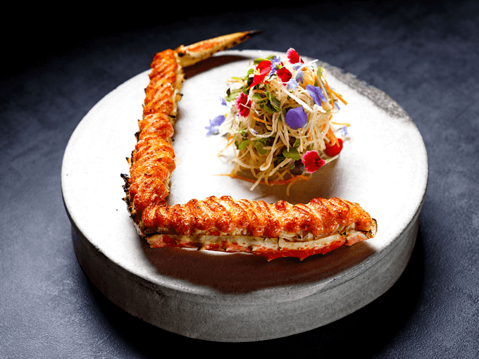 Masu restaurant review: Metro Top 50 2019