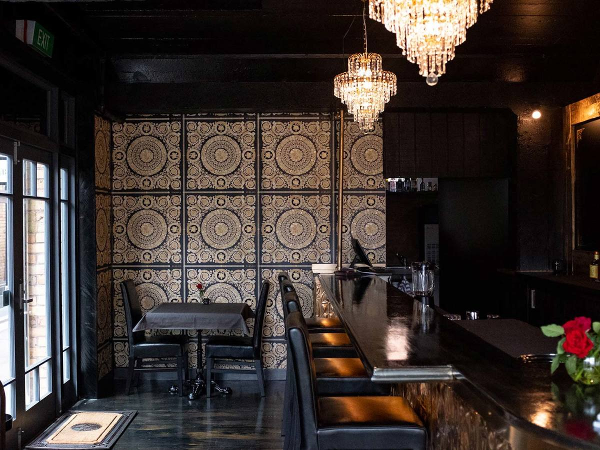 Auckland's first (ridiculously opulent) caviar bar, Le Béluga, opens in Victoria Park Market