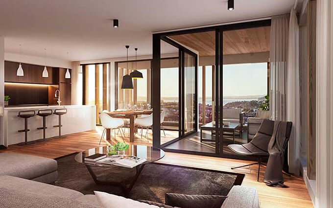 Why Auckland apartment living is increasing in popularity
