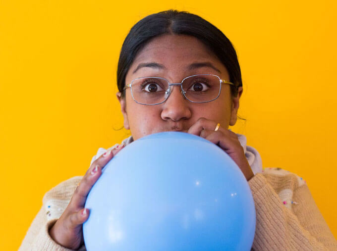 Mrs Krishnan's Party: The play that's dinner AND a show