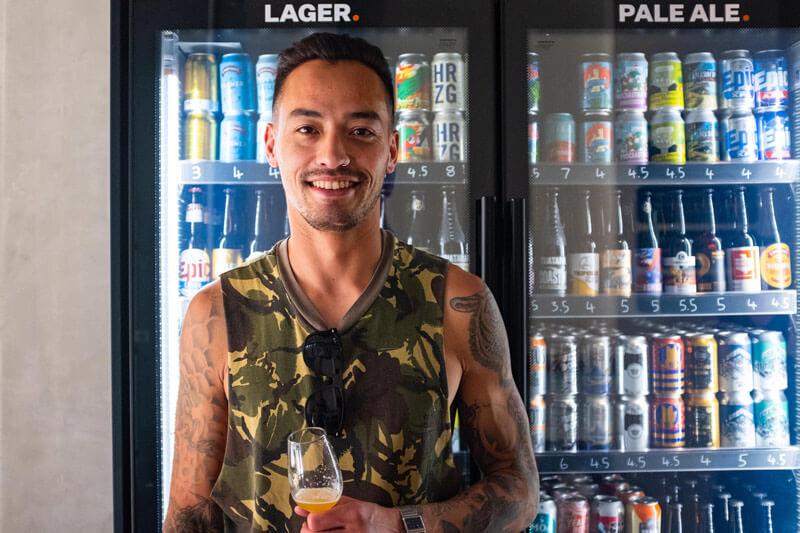 Reach craft beer nirvana at new Grey Lynn store Bottle Stop