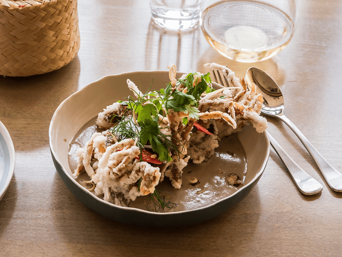 Saan restaurant review: Metro Top 50 2019