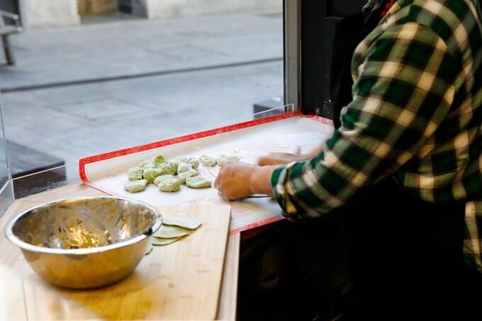 O'Connell St gets new dumpling slinger Sumthin' Dumpling