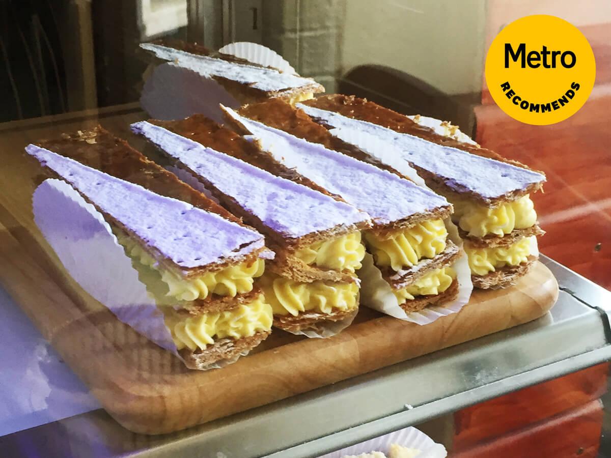 Metro Recommends: Paris Mt Eden Bakery's Mille-feuille