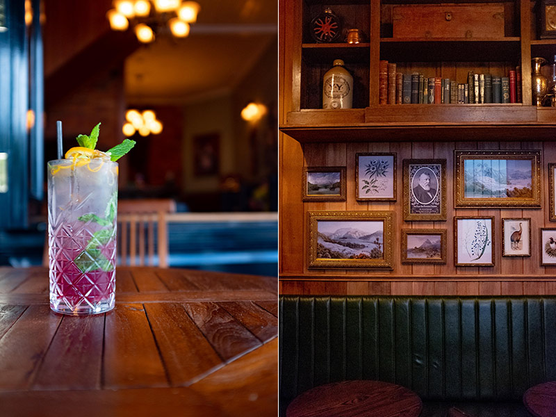 New Ponsonby bar Est. 1901 revels in its heritage