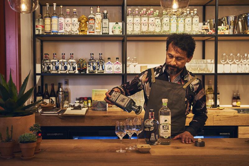 Get a lesson in mezcal at new Snickel Lane bar La Fuente