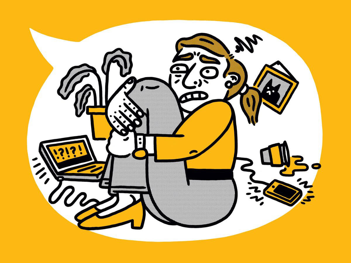 Dear Metro: I'm scared about coronavirus. How do I handle my anxiety?