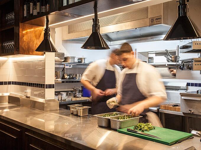 Metro Top 50 Restaurants 2017: O'Connell St Bistro