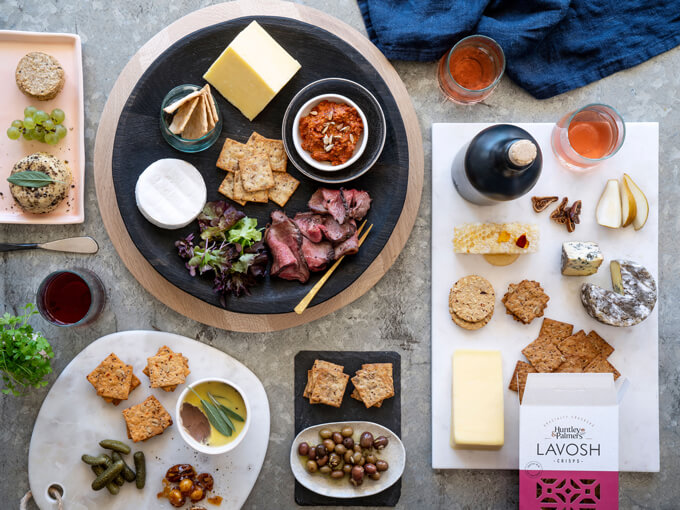 How to host a party using nothing but platters