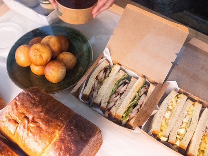 Metro Reviews: Mizu Bread bakery