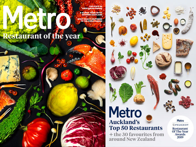 What's in the May/June issue of Metro magazine