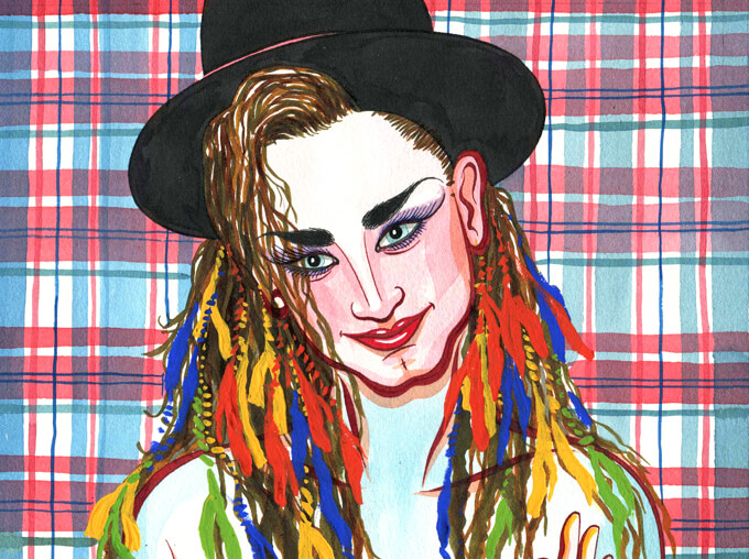 People to watch: Boy George