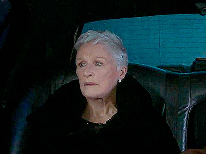Glenn Close is perfectly cast in tense black comedy The Wife