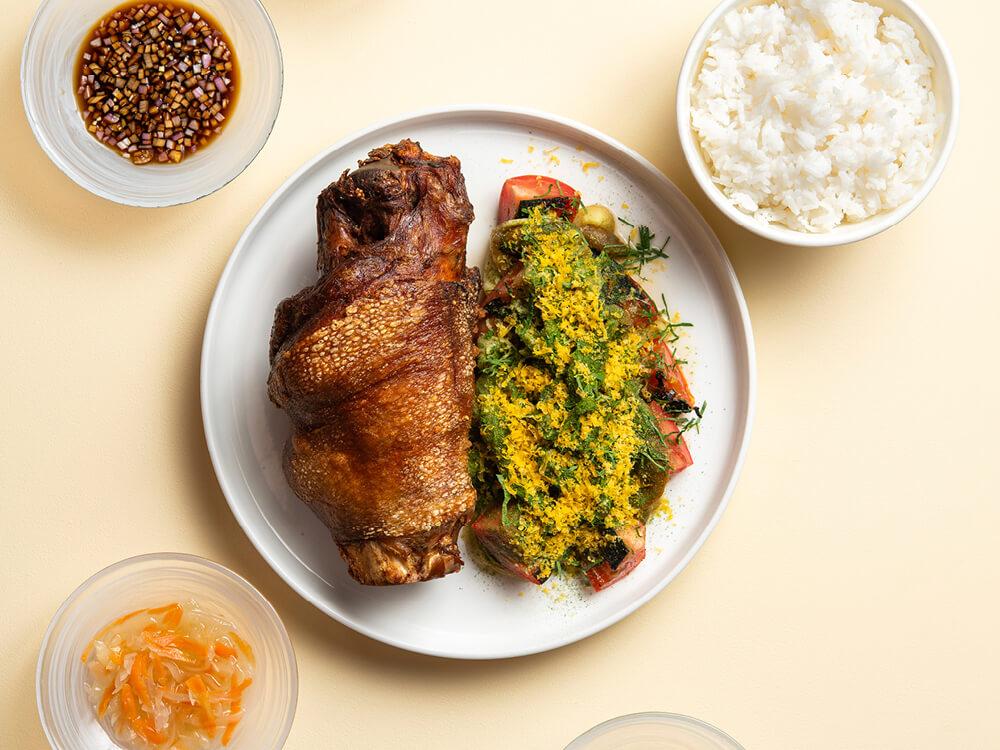 More than skin deep: Carlo Buenaventura's crispy pata recipe