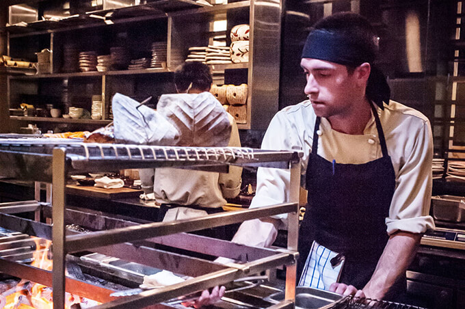 Masu Japanese restaurant review: Metro Top 50 2018