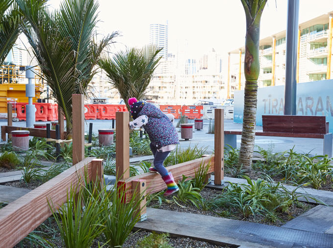 The art that's right underneath your nose on Auckland's waterfront