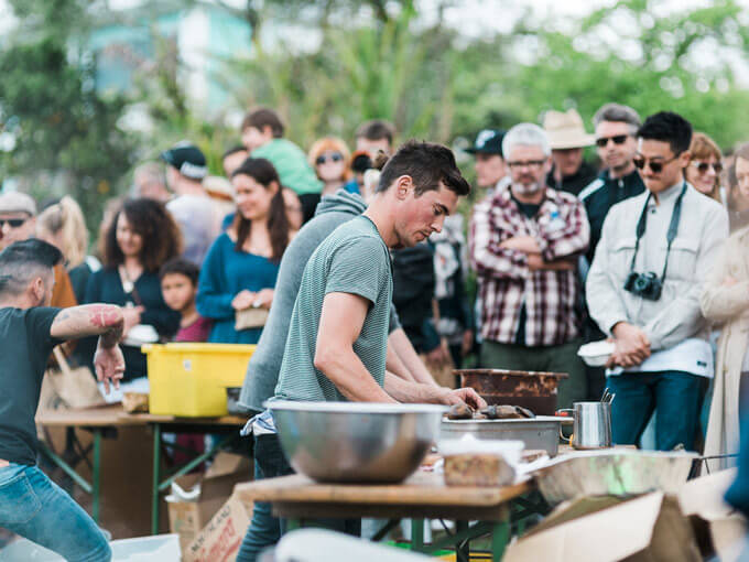How these Auckland chefs define sustainable food