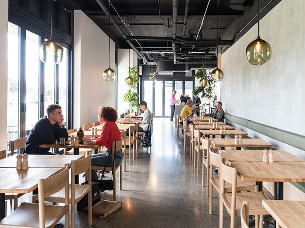 Contemporary outfit Williams Eatery opens in Wynyard Quarter
