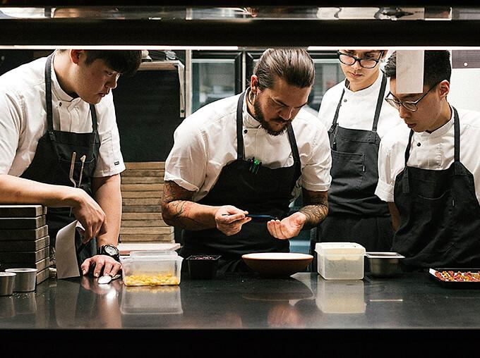 Metro Top 50 Restaurants 2017: Clooney