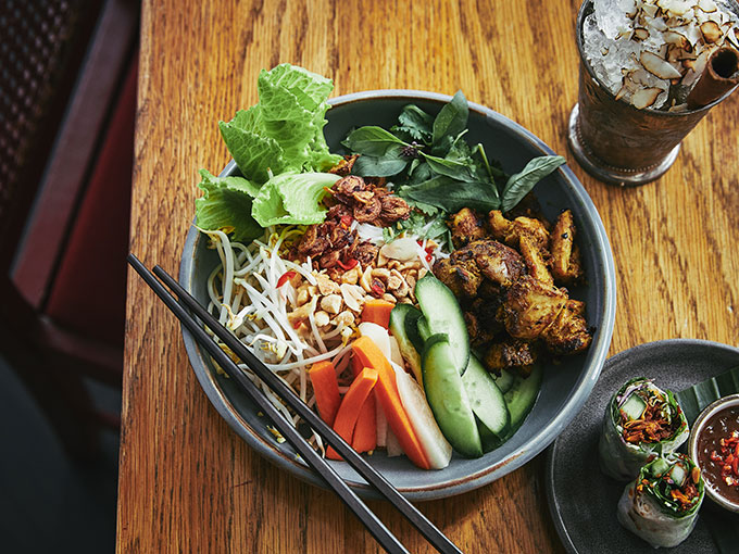 Your week in food: bottomless fried chicken, a Cazador x Garage Project lunch, and what we ate