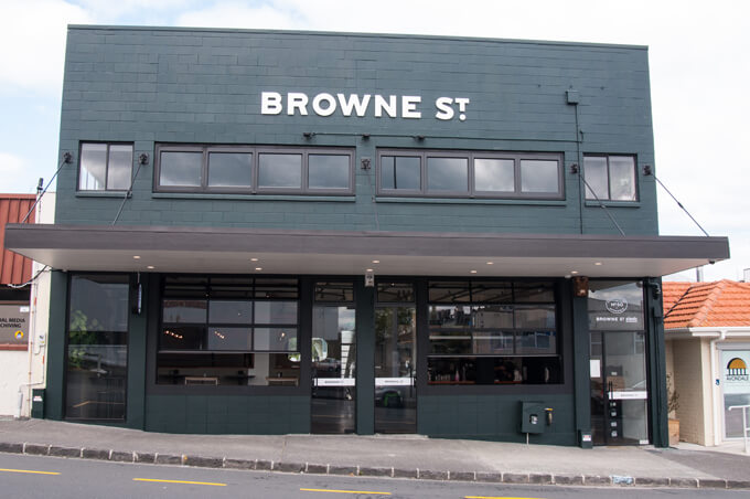 Contemporary new cafe, Browne St, opens in Avondale