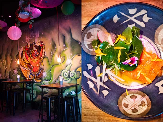 Stay a while at the newly opened Khao San Eatery and Bar in Newmarket