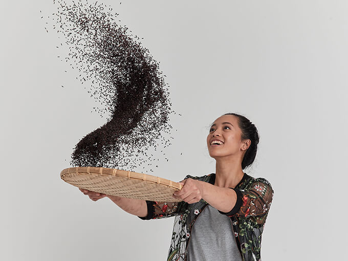 Food, art and Filipino culture collide in Satellite's Nanam x Cult Project: Our food is enough.