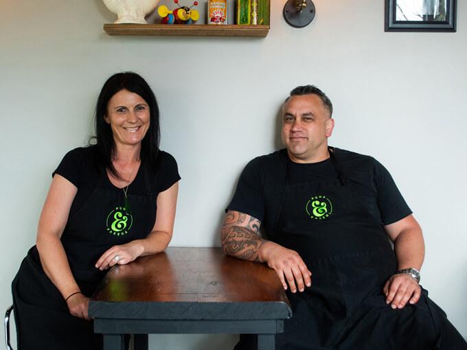 What I Ate: With Belinda and Jarrad McKay of Puha & Pakeha