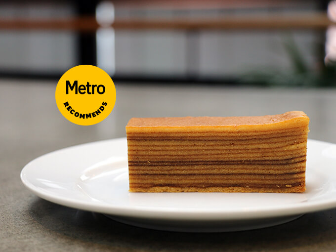 Metro Recommends: Barby's Bakery's lapis legit, a cake requiring nearly 30 eggs