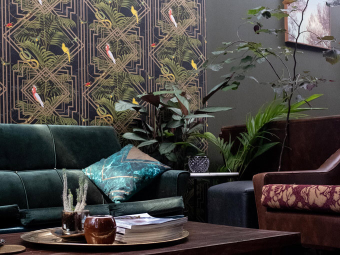 The new Fitzroy Lounge Bar adds an eclectic vibe to Ponsonby