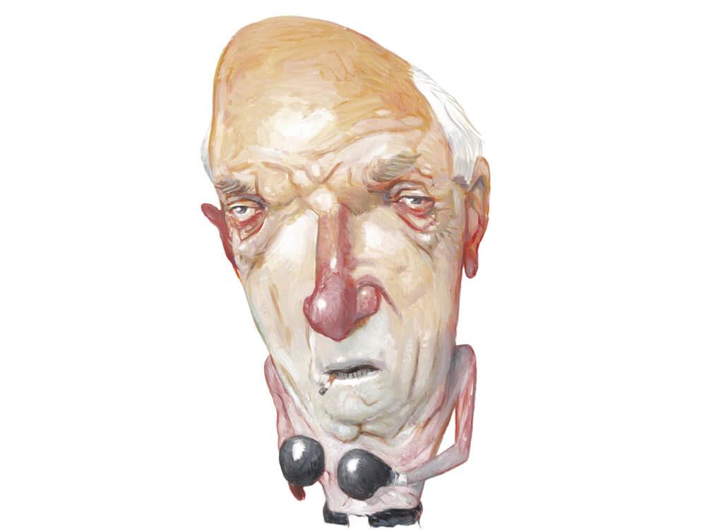 The Obituary of Sir Robert Jones, died April 1, 2134.